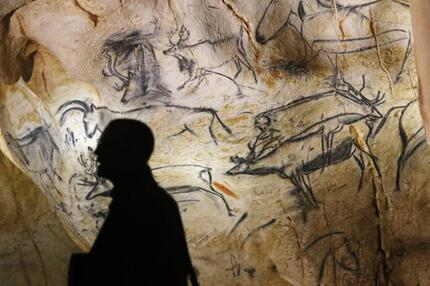 Replik der Chauvet-Höhle