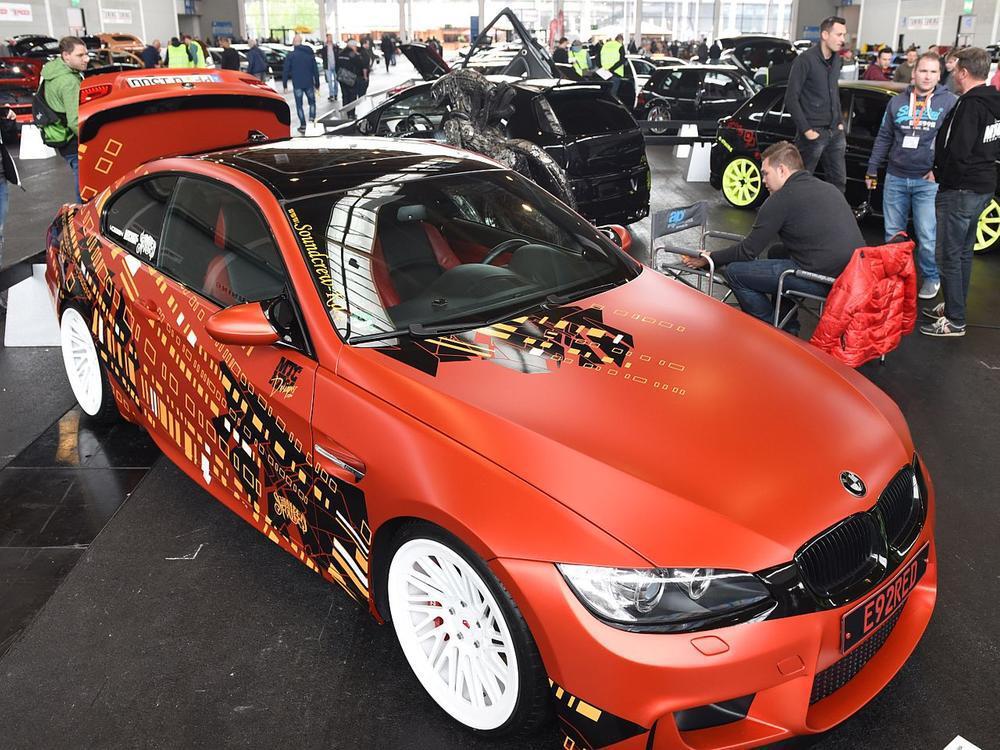Bild zu BMW E9Z