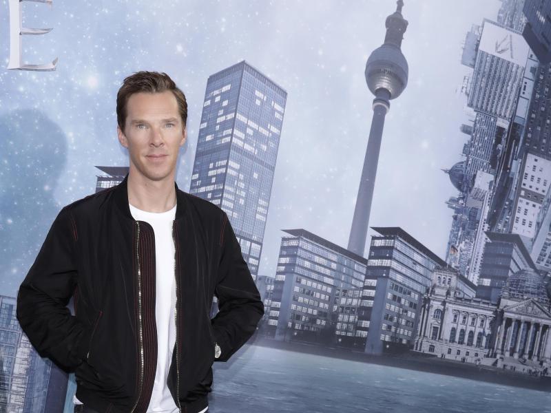 Bild zu Benedict Cumberbatch
