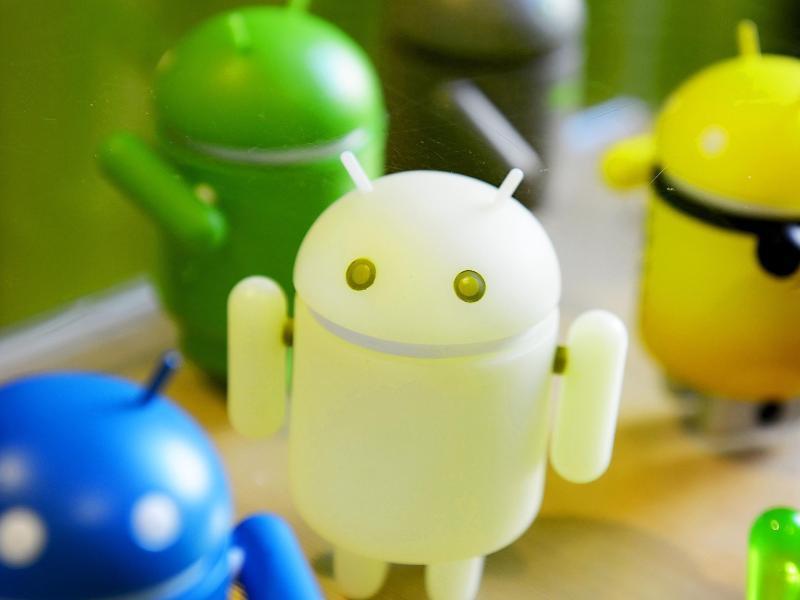 Bild zu Android