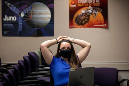 Nasa-Rover «Perseverance» auf dem Mars gelandet