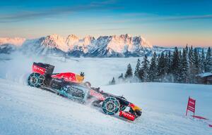 Red Bull Showcase in Kitzühel