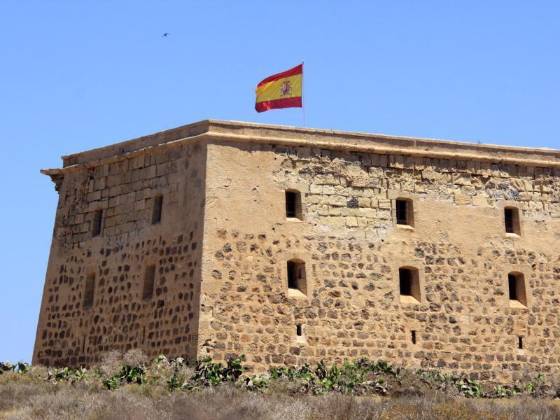 Bild zu Wachturm von Tabarca