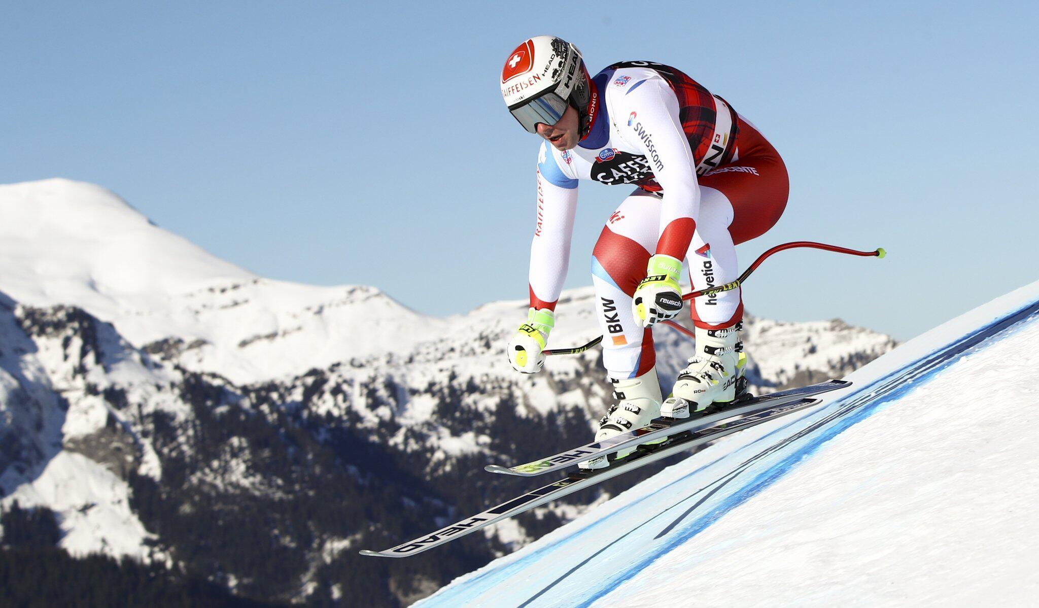 Bild zu Ski alpin: Weltcup in Österreich