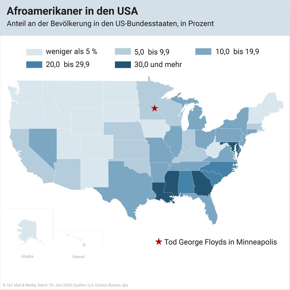 Afroamerikaner in den USA