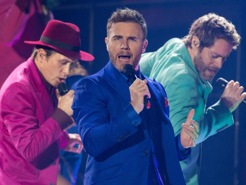 Bild zu Take That