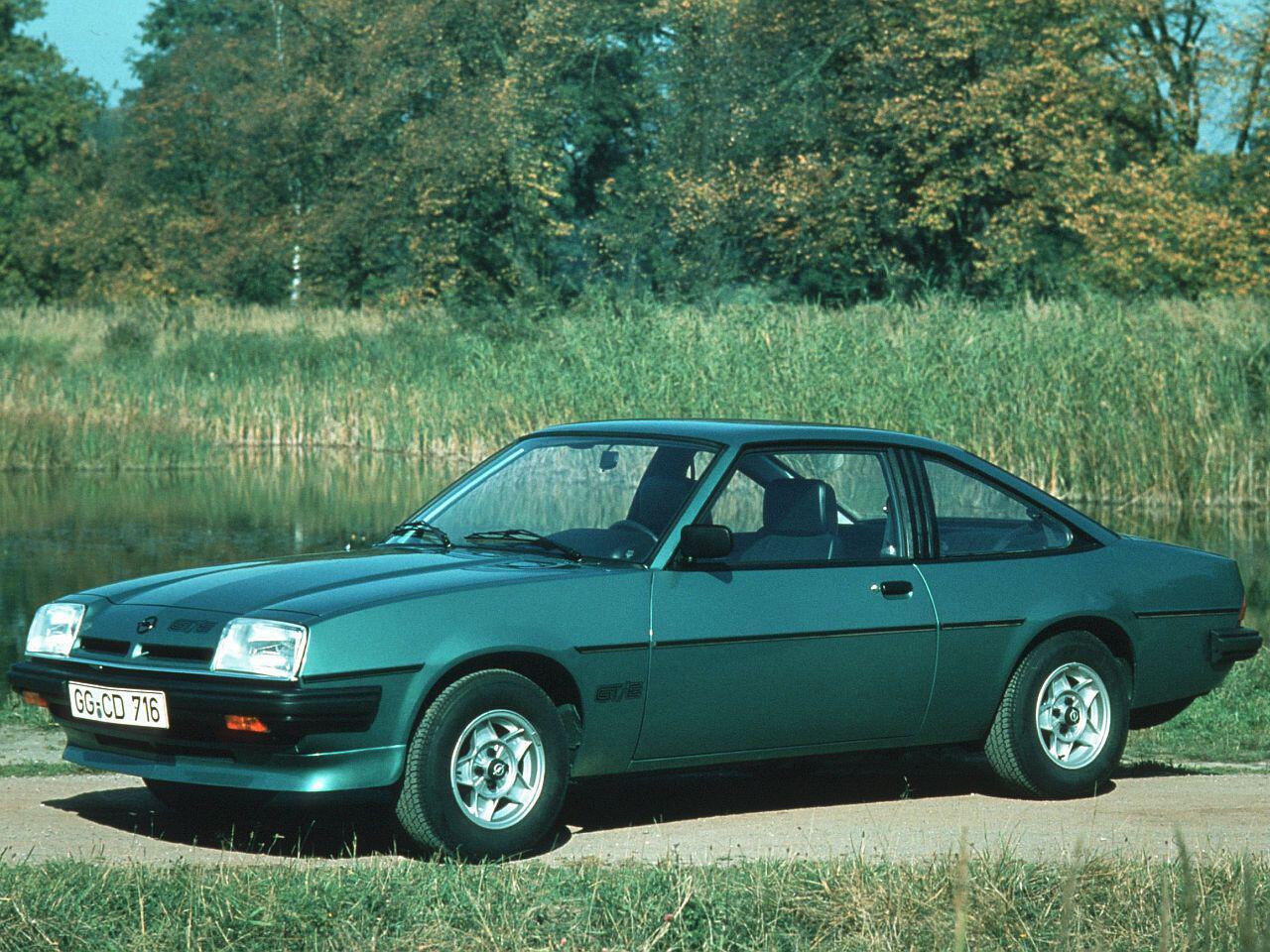 Bild zu Opel Manta B