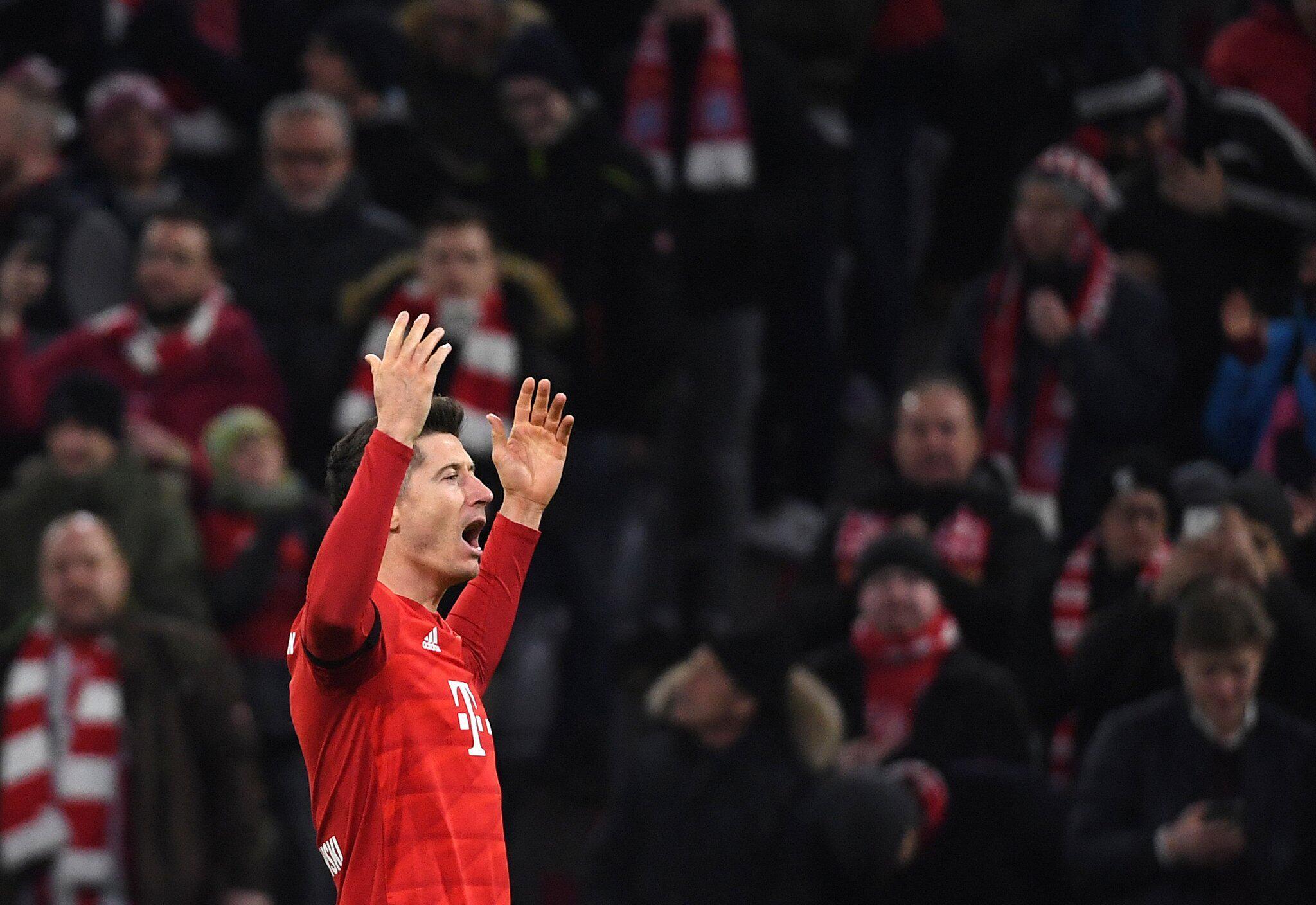 Bild zu Bayern München - SC Paderborn 07