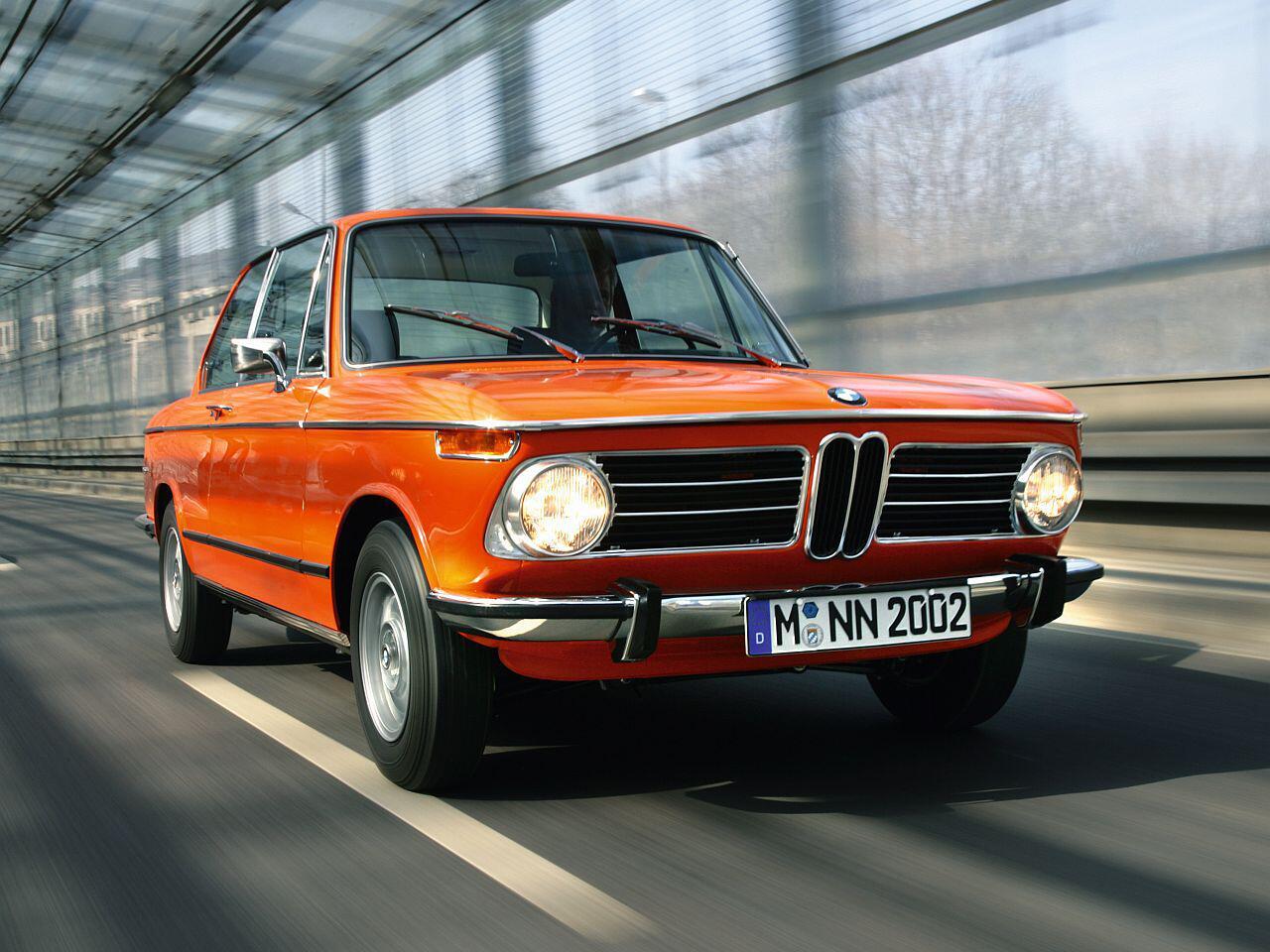 Bild zu BMW 2002