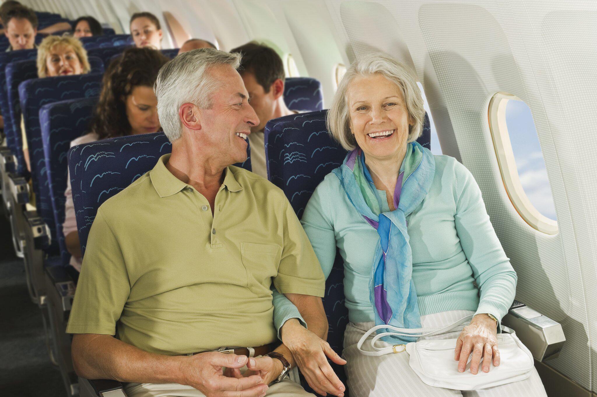 Bild zu Fit im Flieger: So übersteht man einen Langstreckenflug