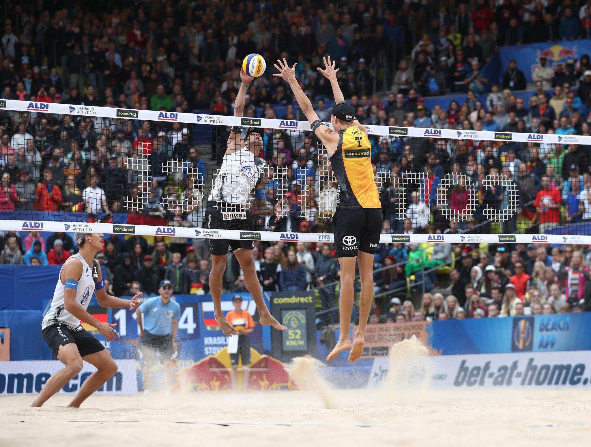 Bild zu Beach-Volleyball-WM
