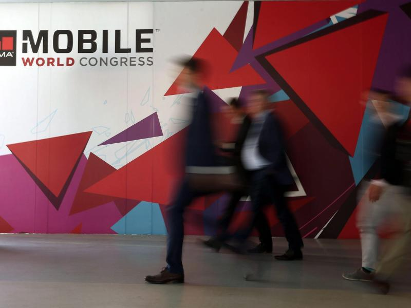 Bild zu Mobile World Congress in Barcelona