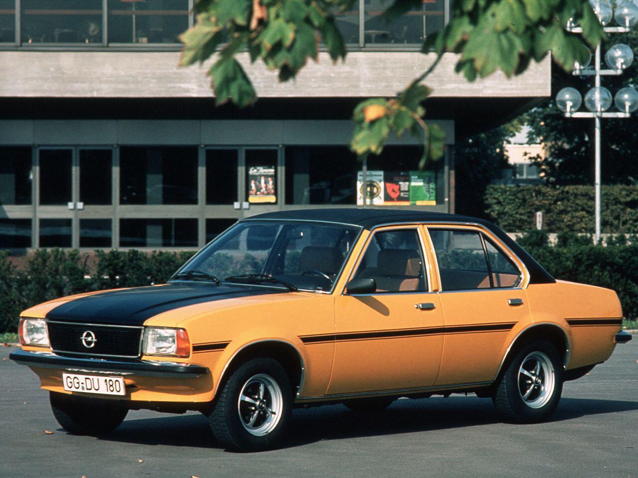 Bild zu Opel Ascona B