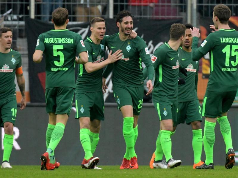 Bild zu FC Augsburg - Werder Bremen