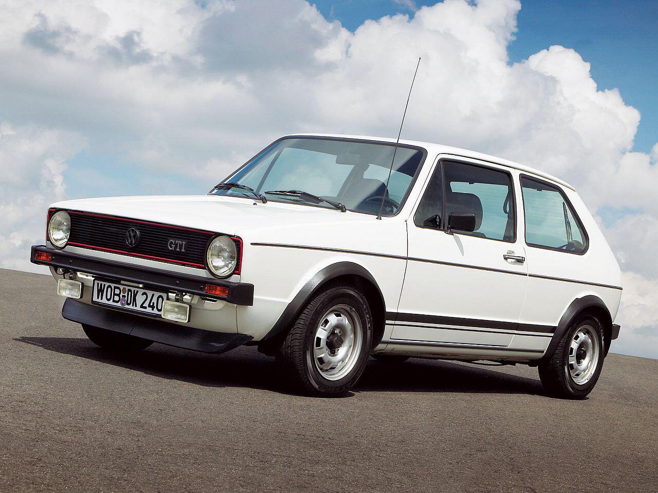 Bild zu VW Golf 1 GTI