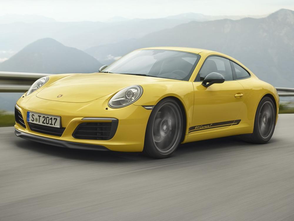 Bild zu Porsche Carrera T