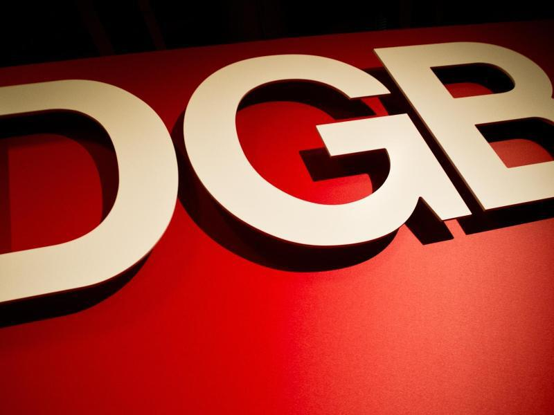 Bild zu DGB-Symbol