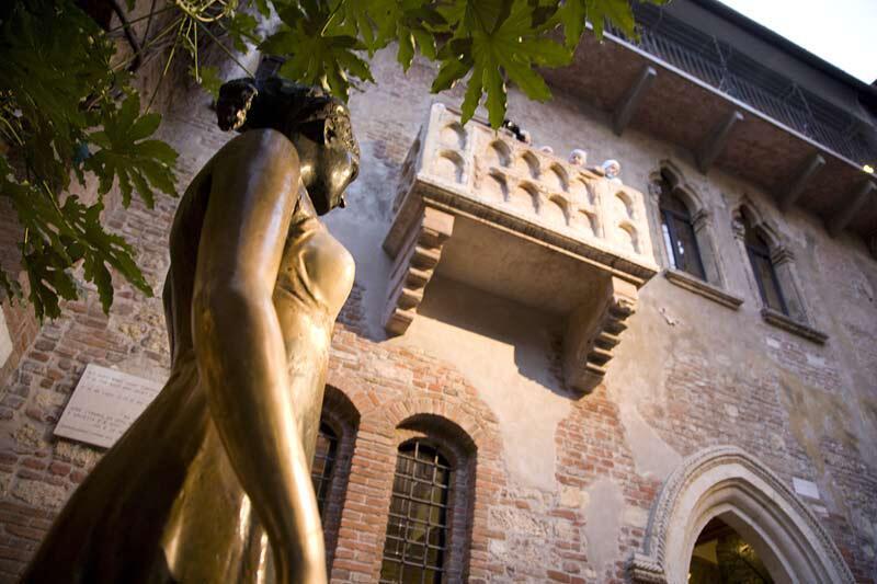 Bild zu Balcone di Giulietta