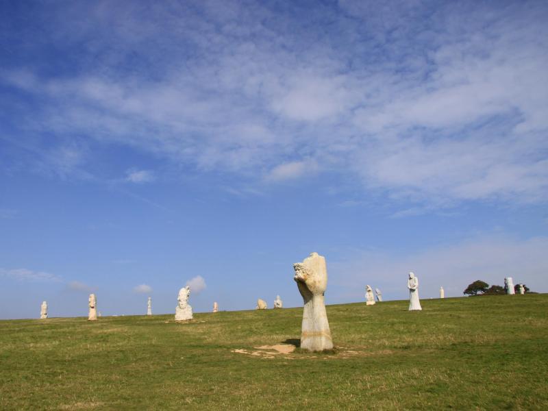 Bild zu «Vallée des Saints»