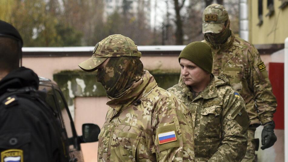 Konflikt zwischen Russland und der Ukraine