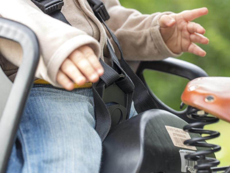 Bild zu Fahrrad-Kindersitze im Test