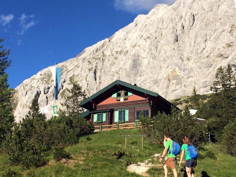 Bild zu Karwendel-Gebirge