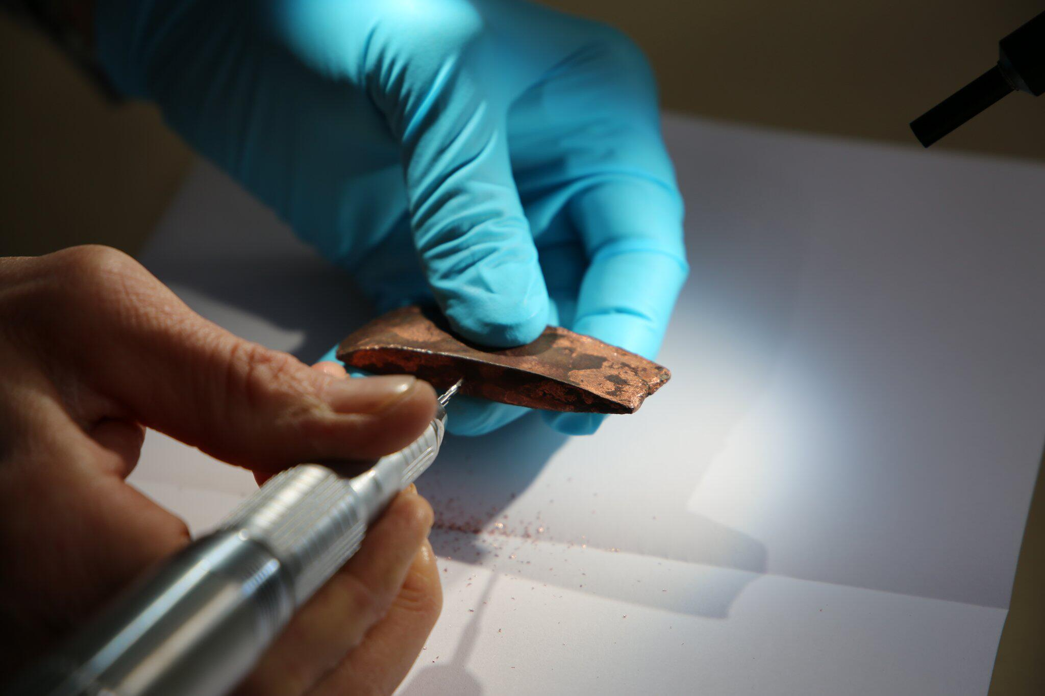 Bild zu Kupferbeil, Ötzi