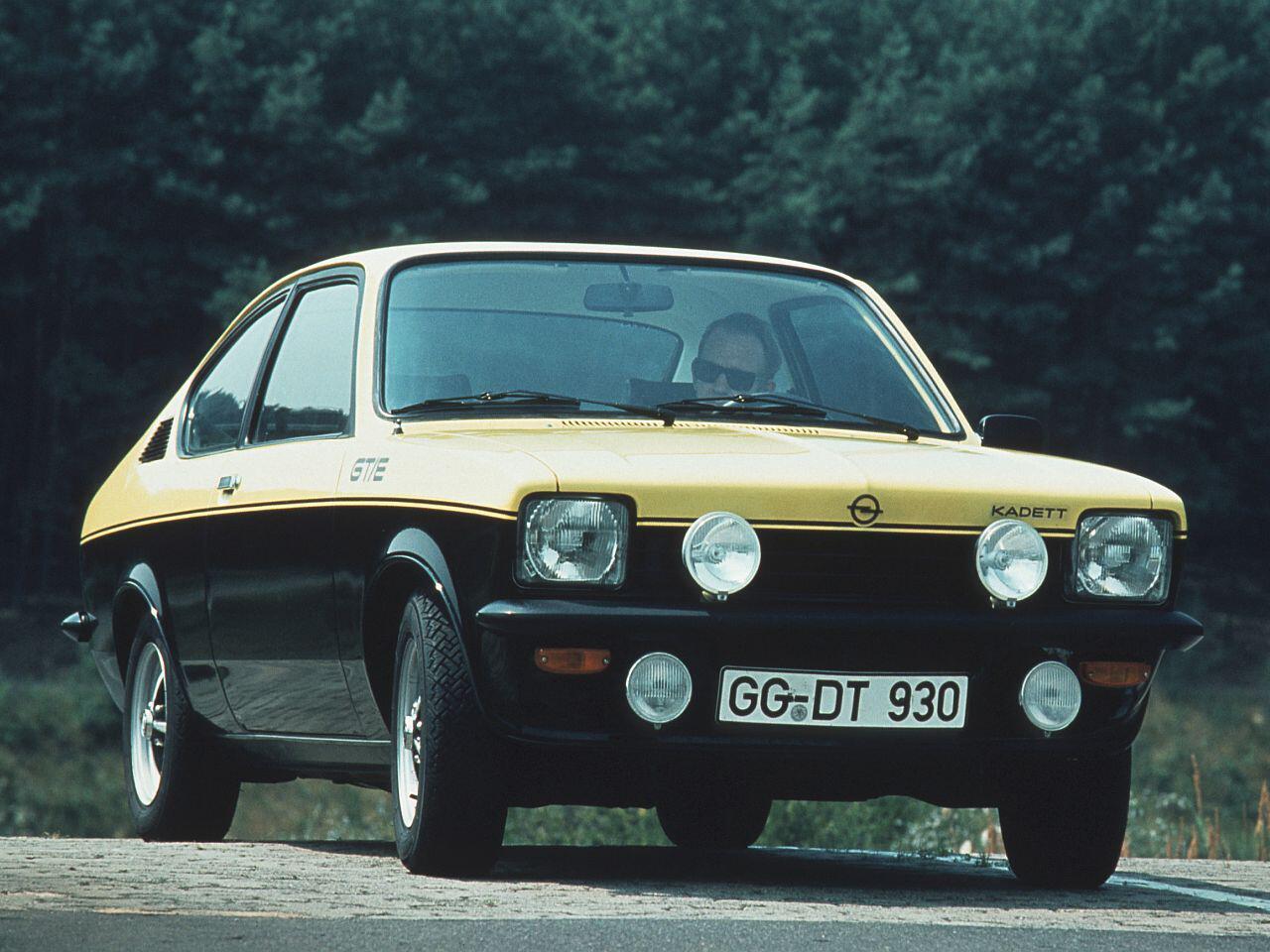 Bild zu Opel Kadett