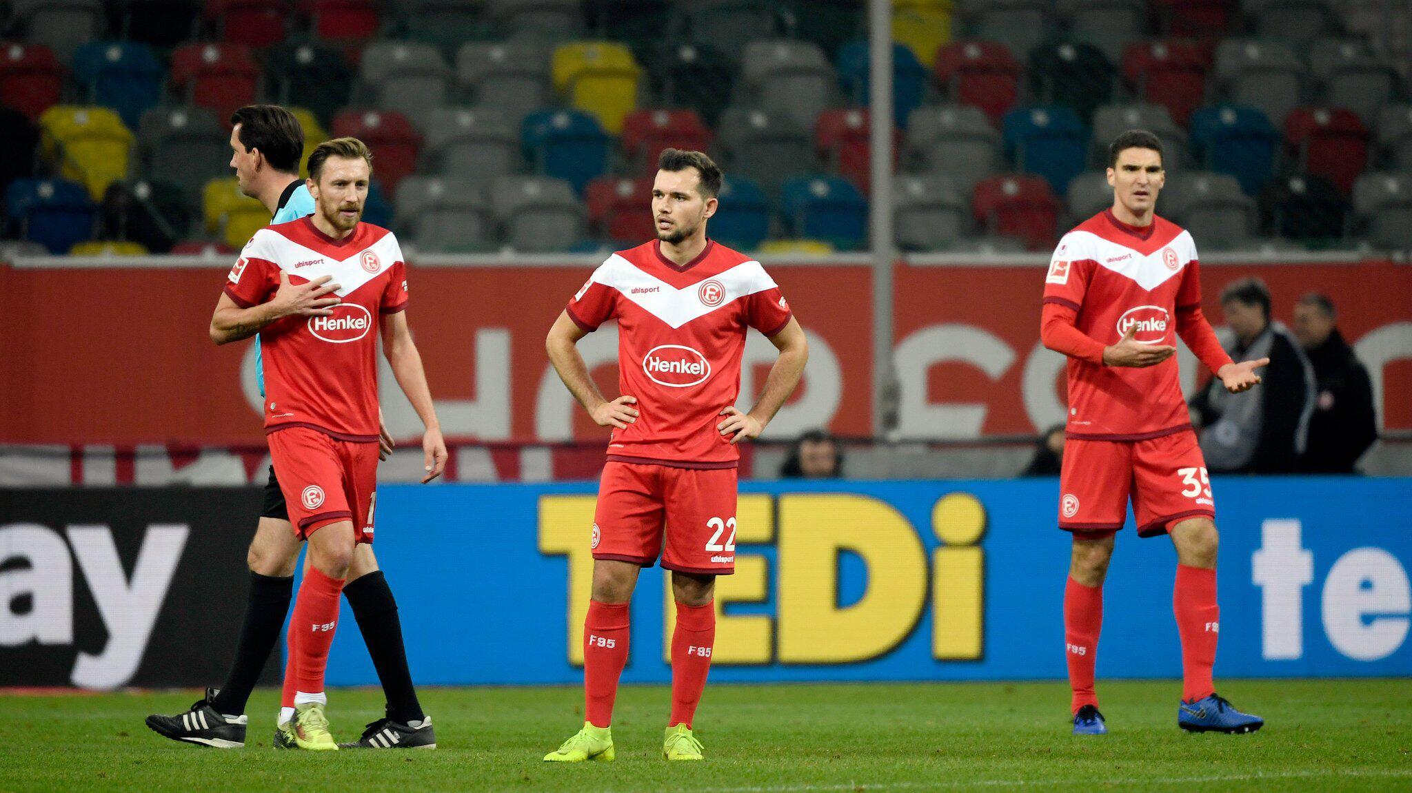 Bild zu Fortuna Düsseldorf - FSV Mainz 05