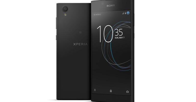 neues sony einsteiger smartphone mit aktuellem android gmx at. Black Bedroom Furniture Sets. Home Design Ideas