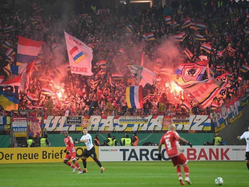 Dfb Pokal Frankfurt Mainz
