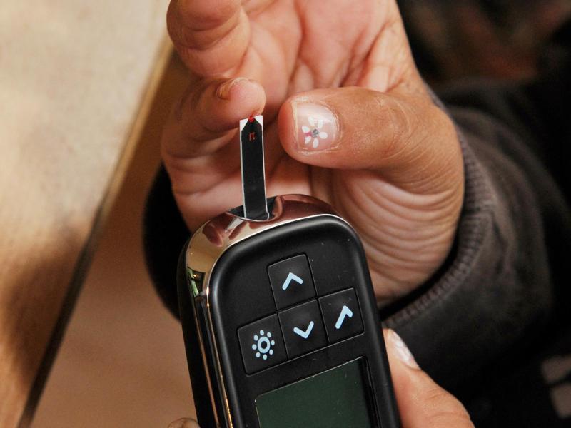 Bild zu Diabetes auf Reisen