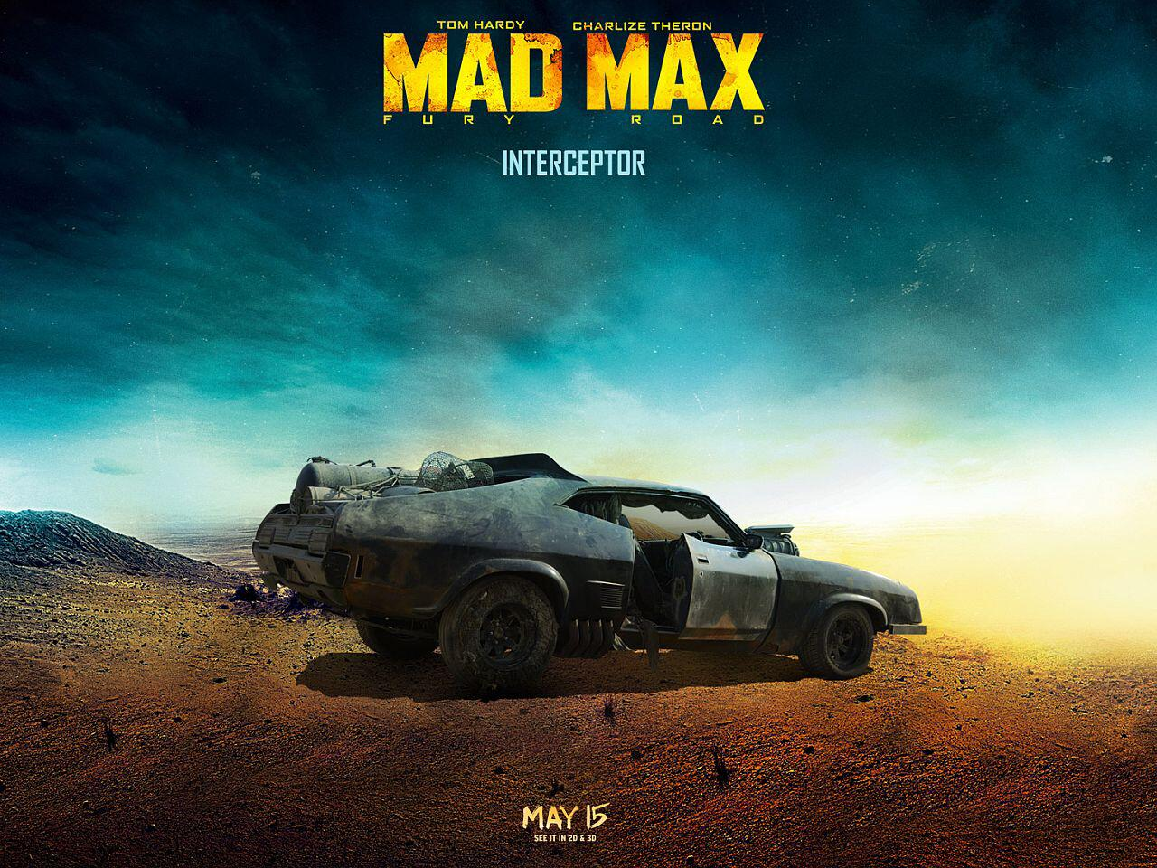 "Bild zu ""Mad Max: Fury Road"""