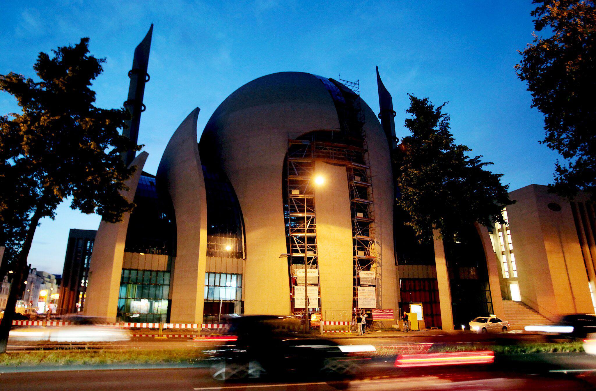 Bild zu Moschee in Köln