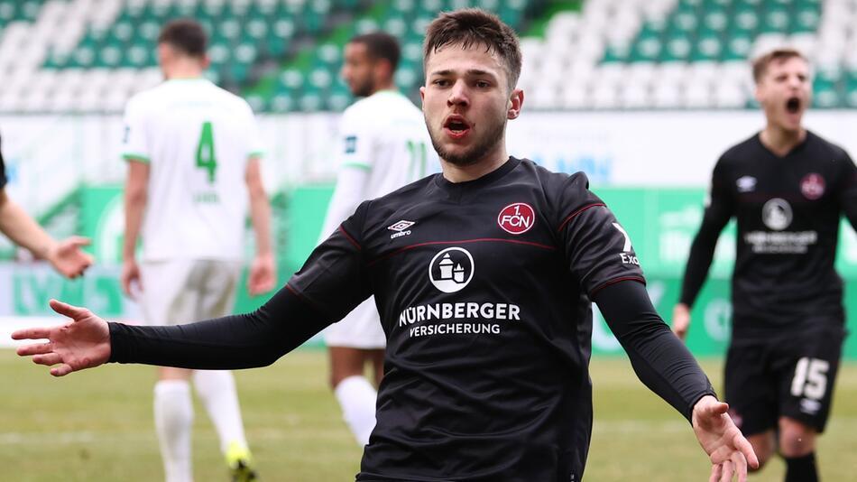 SpVgg Greuther Fürth - 1. FC Nürnberg