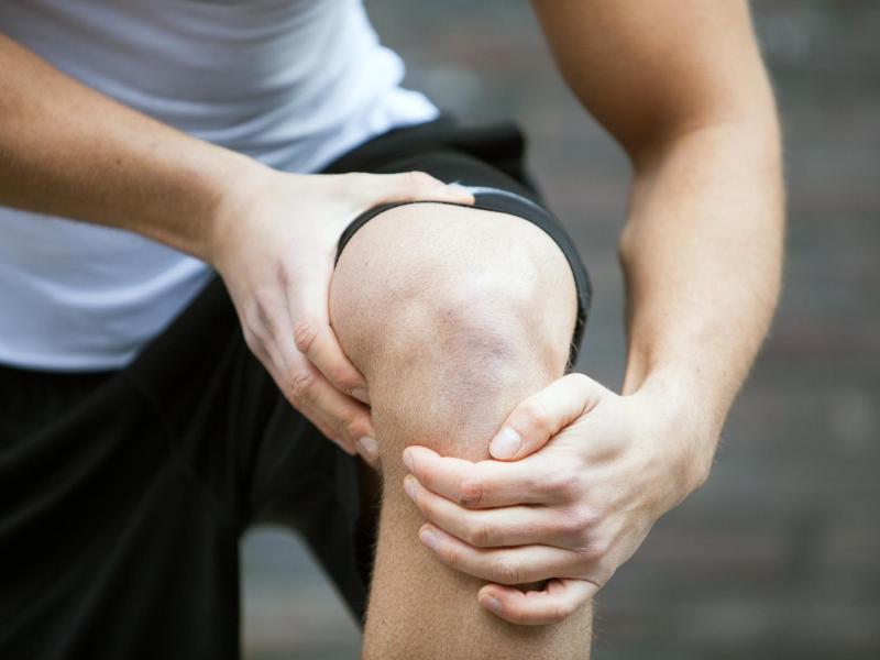 Bild zu Sport-Verletzungen lindern