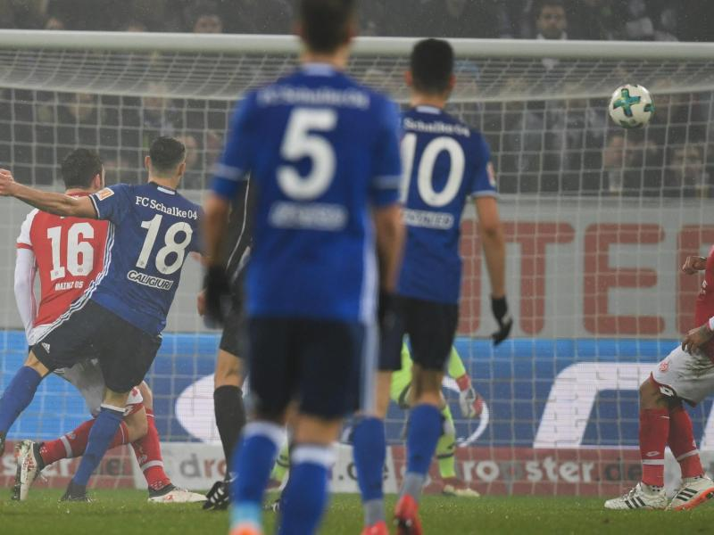 Bild zu 1. FSV Mainz 05 - FC Schalke 04