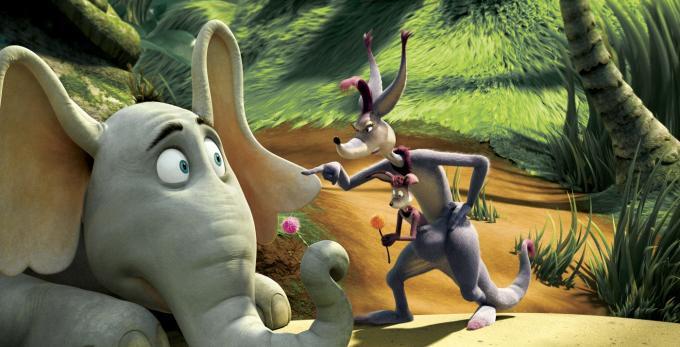 """Bild zu Filmszene aus """"Horton hört ein Hu!"""""""