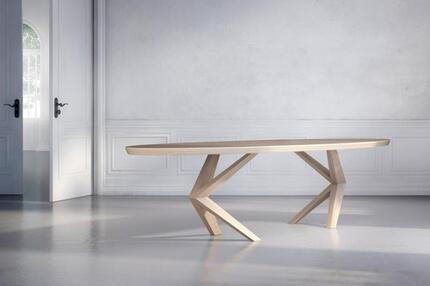 Tisch Aranea von Belfakto