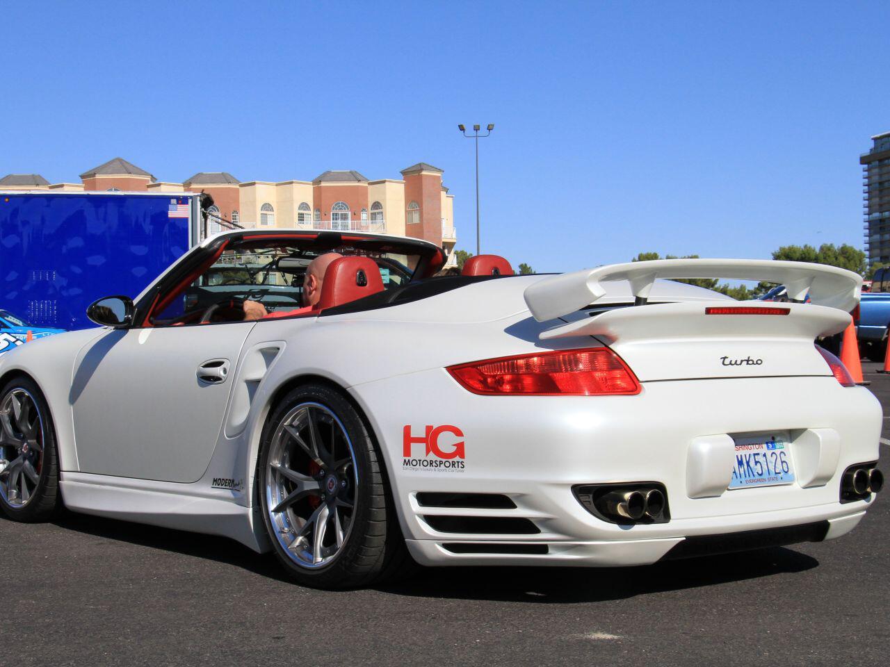 Bild zu Wow, was für ein Heck - Der Porsche 911 von Manley Performance Products