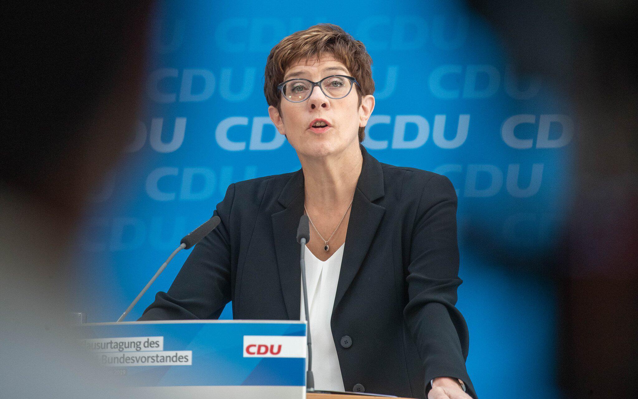 Bild zu Closed meeting of CDU federal executive committee