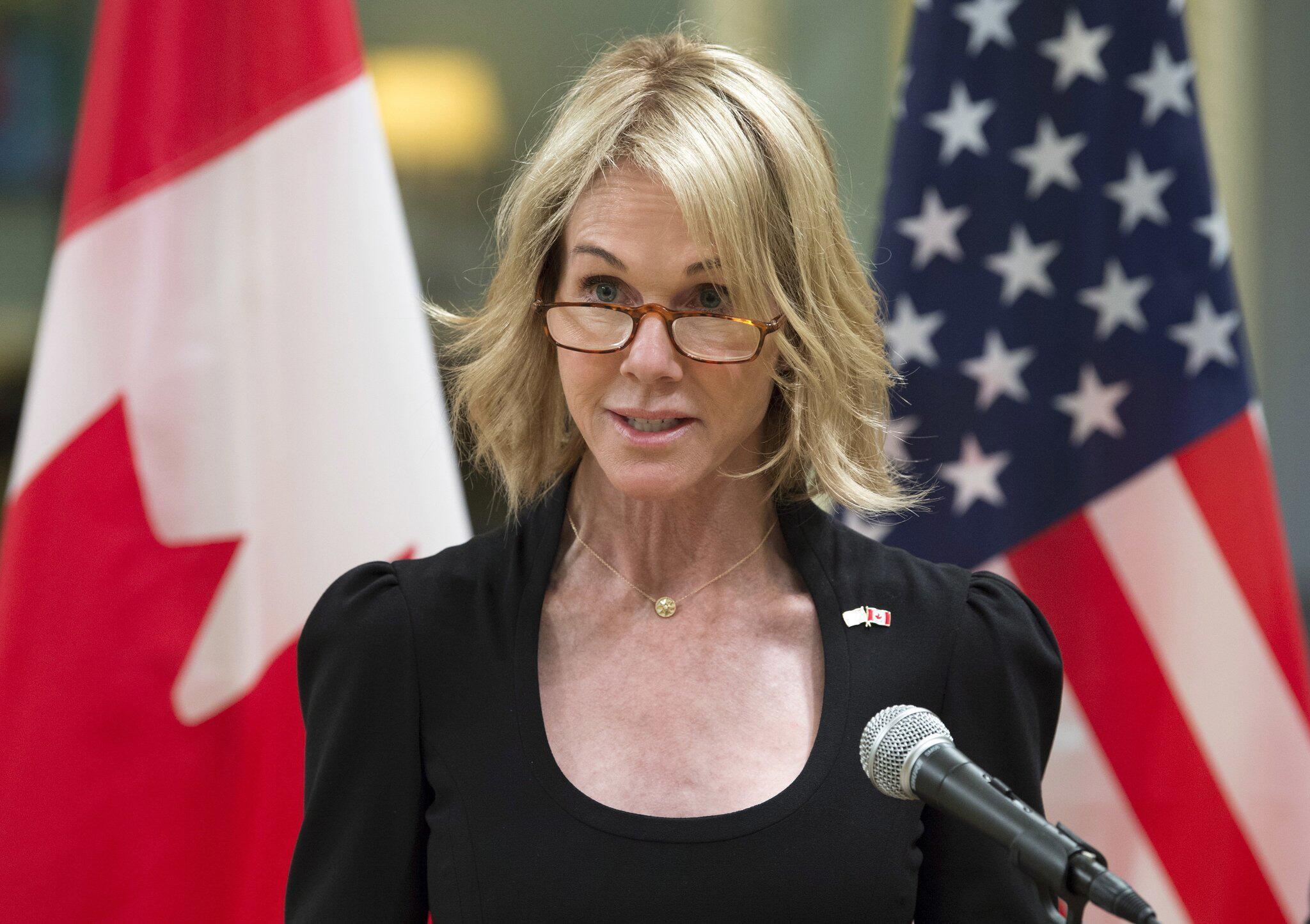 Bild zu Kelly Knight Craft soll neue US-Botschafterin bei UN werden