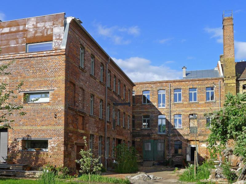 Bild zu Von der Ruine zum Wohnhaus