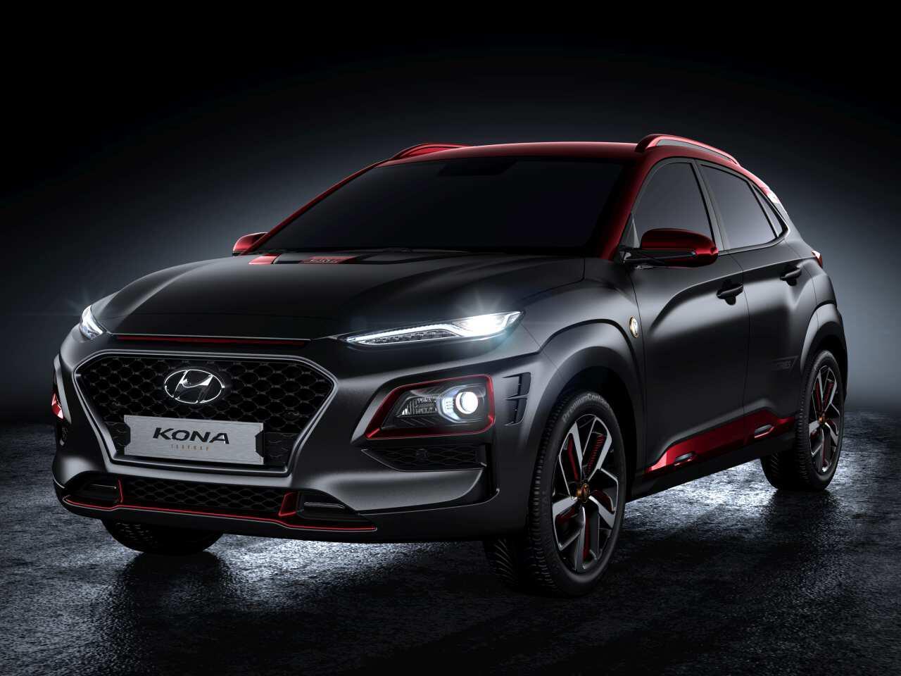 Bild zu Hyundai Kona Iron Man Edition
