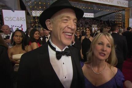 Oscars ® 2015: J.K. Simmons im Interview