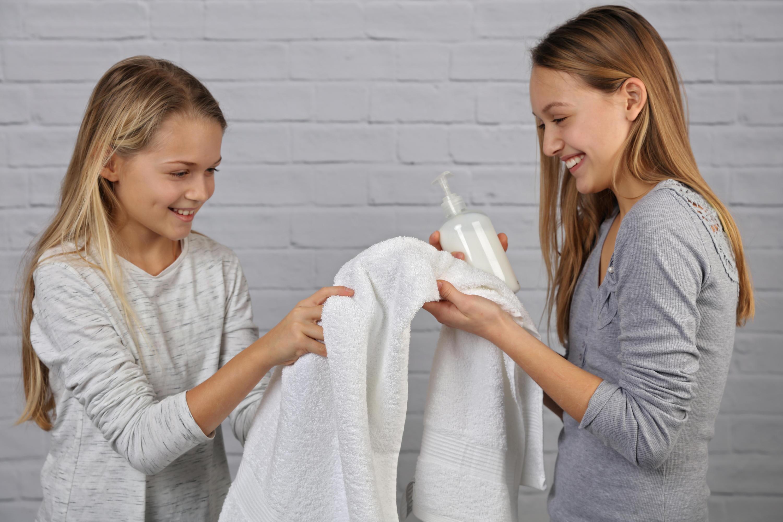 Bild zu Hände waschen, Tipps, Spaß