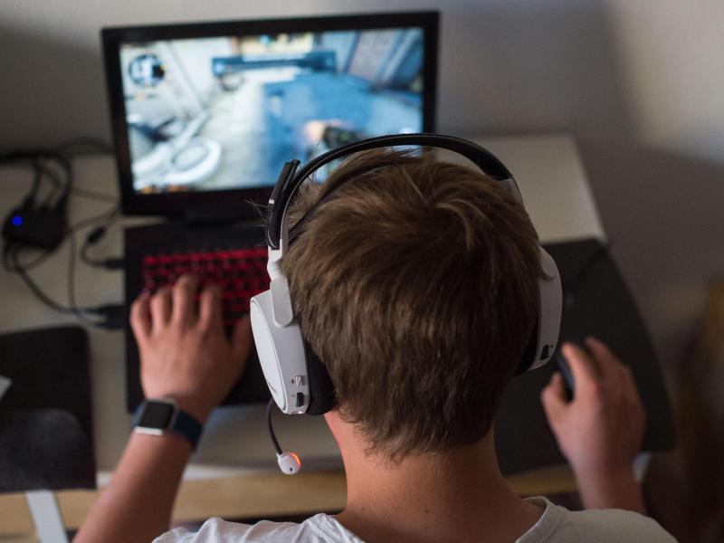 Bild zu Internetanschluss fürs Gamen