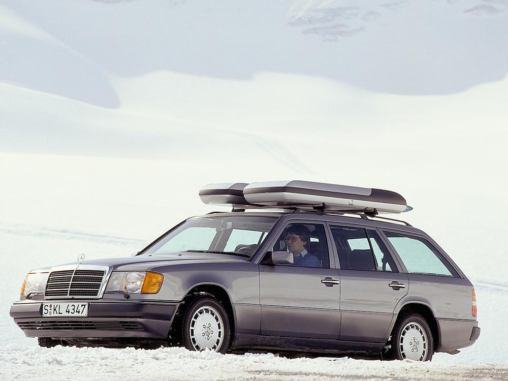 Bild zu Mercedes-Benz W 124 T-Modell