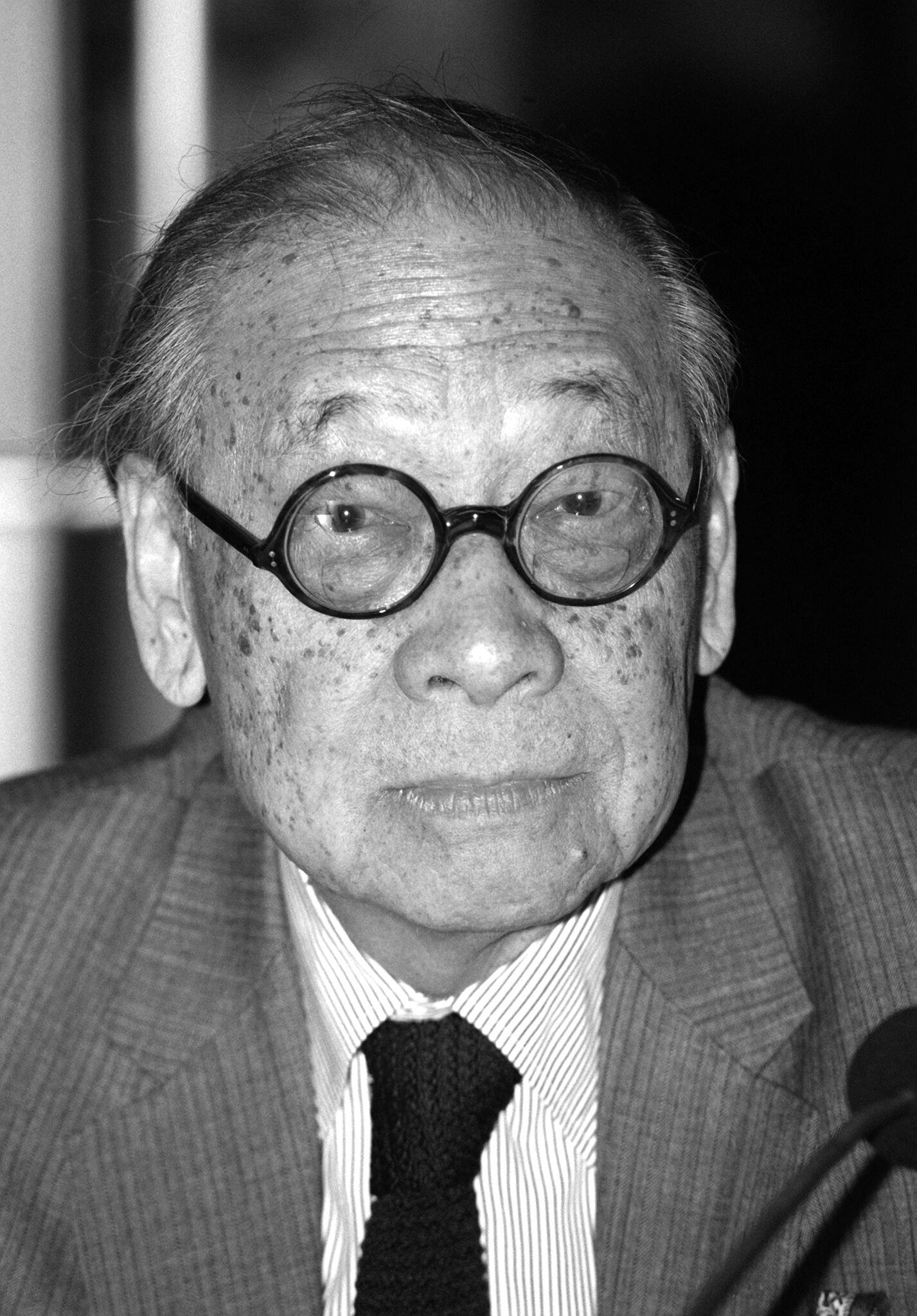 Bild zu I.M. Pei gestorben