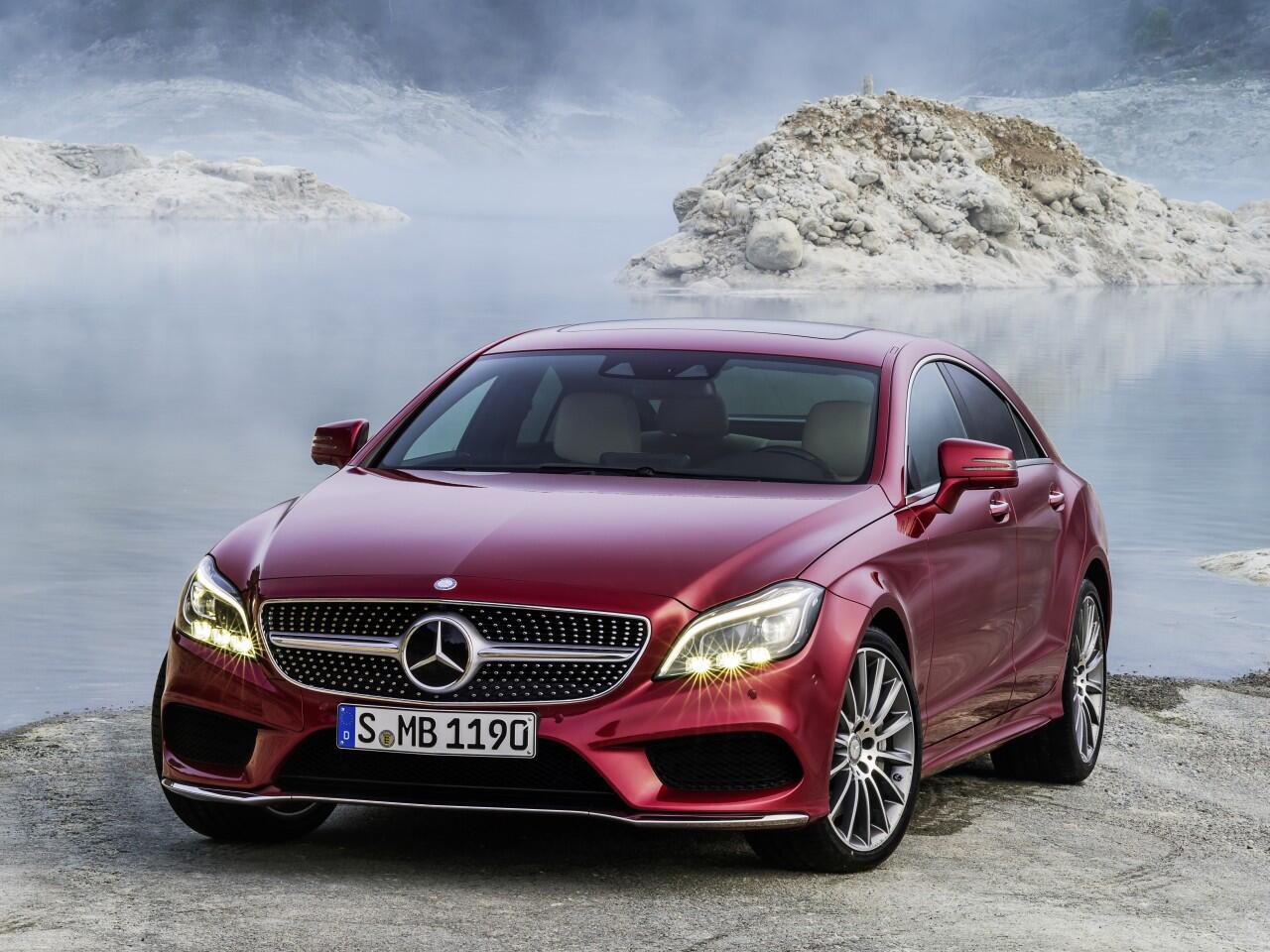 Bild zu Mercedes CLS Facelift